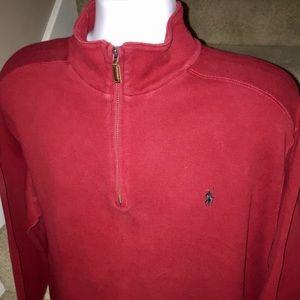 Polo by Ralph Lauren 1/4 zip men's casual sweater